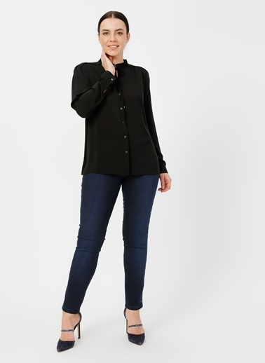 Ekol Bluz Siyah